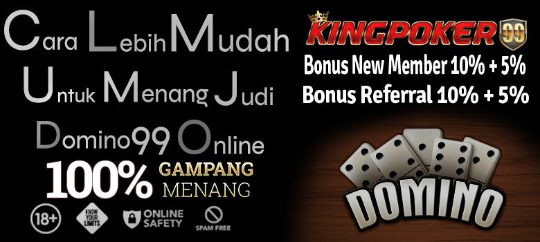 Aplikasi Domino99 Online