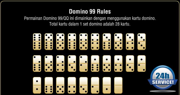 dominoQQ-Rule